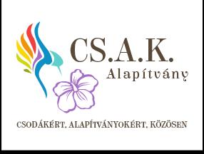 csodákért, alapítványokért, közösen logo
